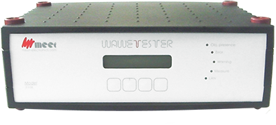 Wavetester control unit